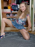 Amazing Cutie Bangs Her Holes With Dildos - Picture 2