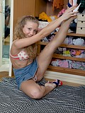 Amazing Cutie Bangs Her Holes With Dildos - Picture 6